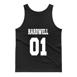 Hardwell Dj Number One Tank Top