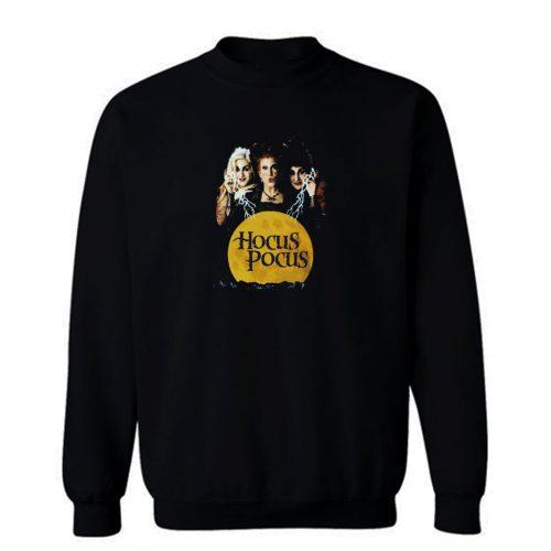 Hocus Pocus Movie Sweatshirt