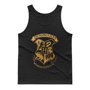 Hogwarts Magic School Logo Harry Porter Tank Top