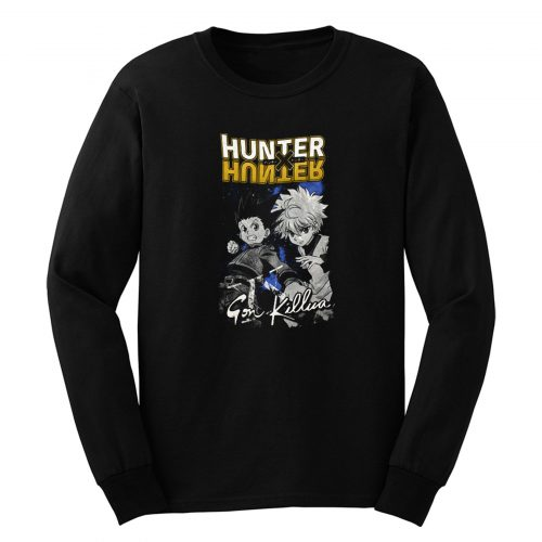 Hunter X Hunter Gon Killua Anime Long Sleeve