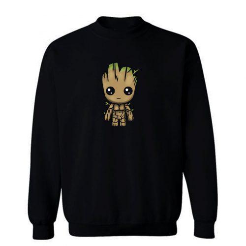 Im A Groot Guardian Of The Galaxy Sweatshirt