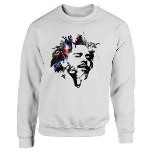 J Cole America Rapper Lagend Sweatshirt