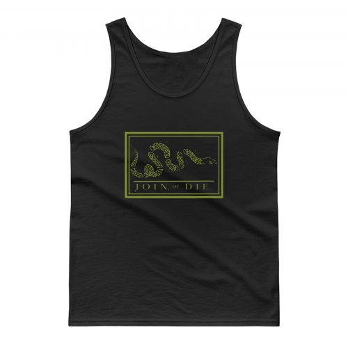 JOIN OR DIE Tank Top