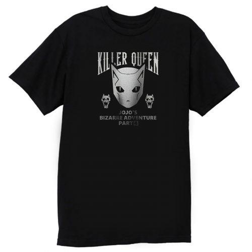 Killer Queen Jojo Bizzare Adventure T Shirt