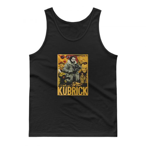 Kubrick American Film Tank Top