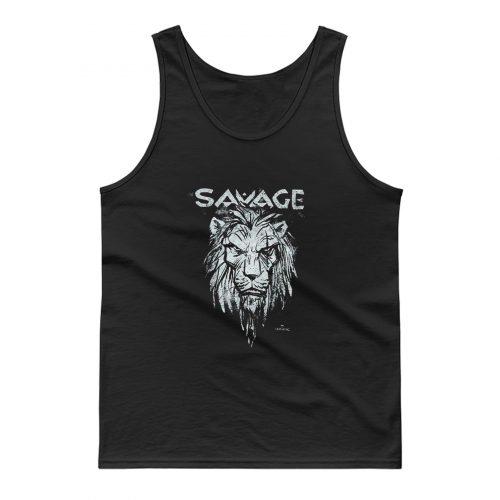 Lion Savage Tank Top