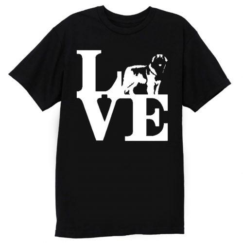 Love Leonberger Dog Lover T Shirt
