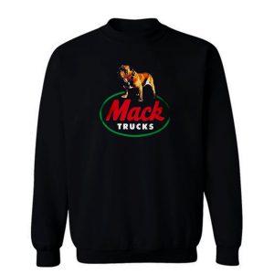 Mack Truck Bulldog Sweatshirt