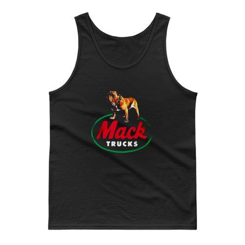Mack Truck Bulldog Tank Top