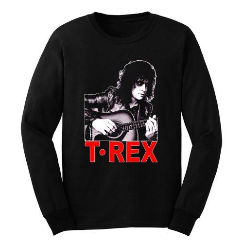 Marc Bolan T Rex Slider English Guitar Long Sleeve