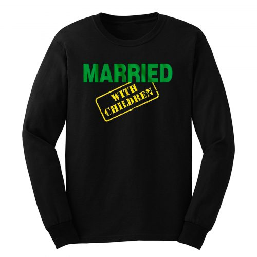 Married With Children Classic Long Sleeve
