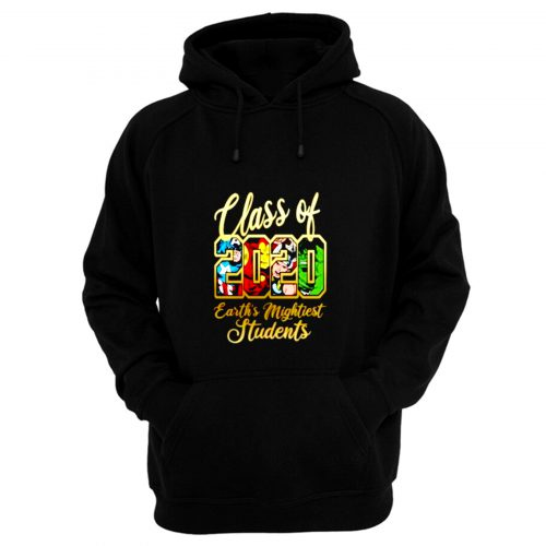 Marvel Aven Class Of 2020 Hoodie