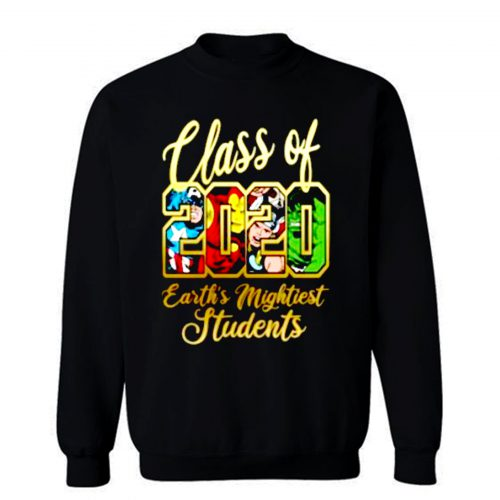 Marvel Aven Class Of 2020 Sweatshirt