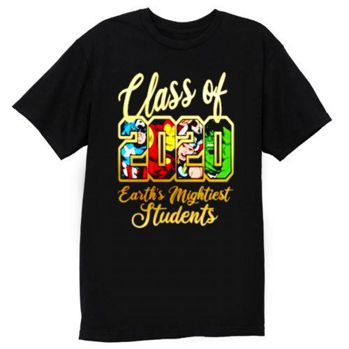 Marvel Aven Class Of 2020 T Shirt