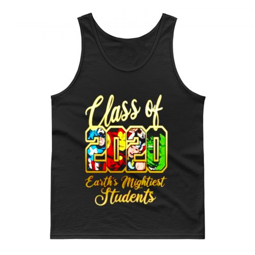 Marvel Aven Class Of 2020 Tank Top