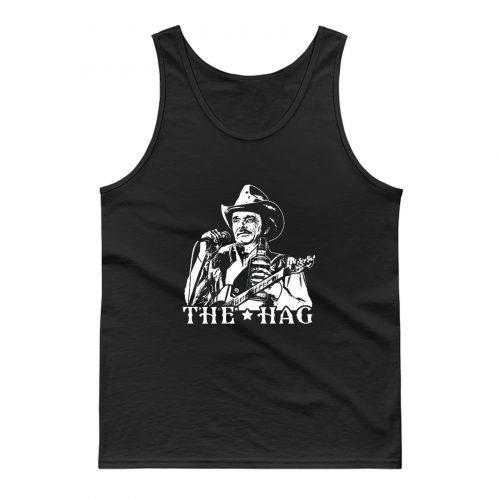 Merle Haggard Tank Top