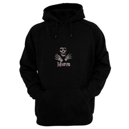 Misfits Skull Hoodie