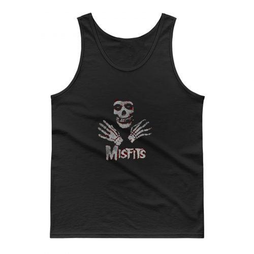 Misfits Skull Tank Top