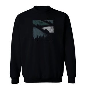 Mountain Graphic Vintage Outdoors Sweatshirt