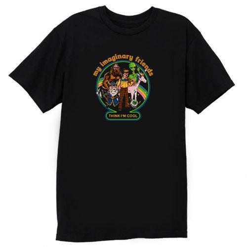 My Imaginary Friends T Shirt