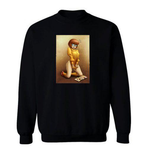 Naughty Velma Scooby Doo Sweatshirt