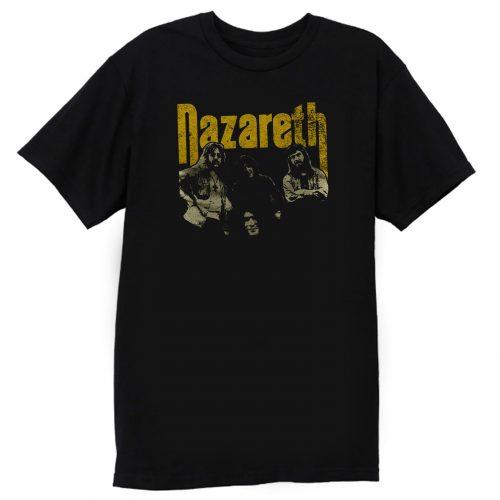 Nazareth Rock Band T Shirt