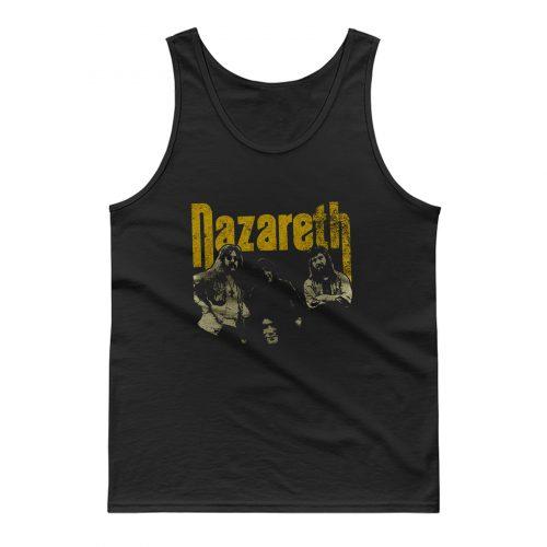 Nazareth Rock Band Tank Top
