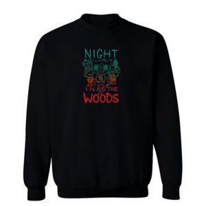 Night In The Woods Vintage Sweatshirt