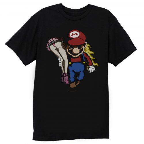 Nintendo Mario and Peach T Shirt