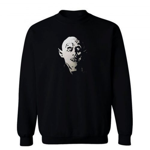 Nosferatu The Vampire Retro Sweatshirt