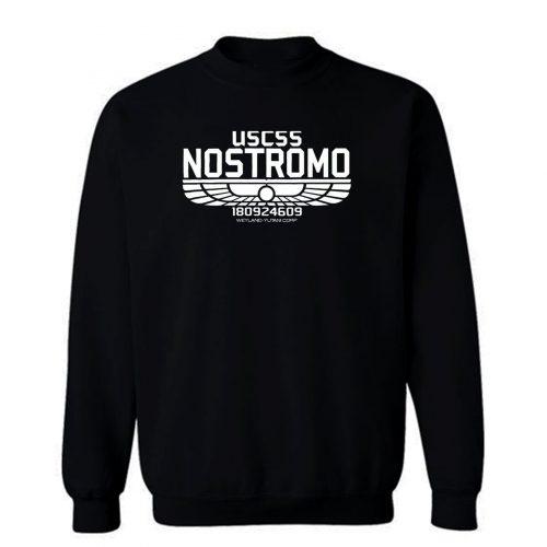 Nostromo Alien Movie Sweatshirt