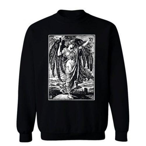 Paris Commune Angel Sweatshirt