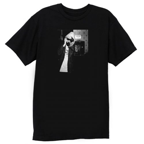 Pay Phone Call Debbie Harry T Shirt