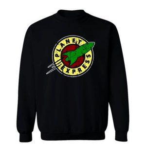 Planet Express Spaceship Sweatshirt