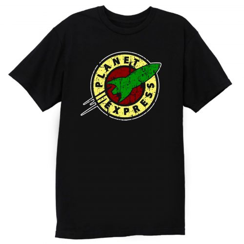 Planet Express Spaceship T Shirt