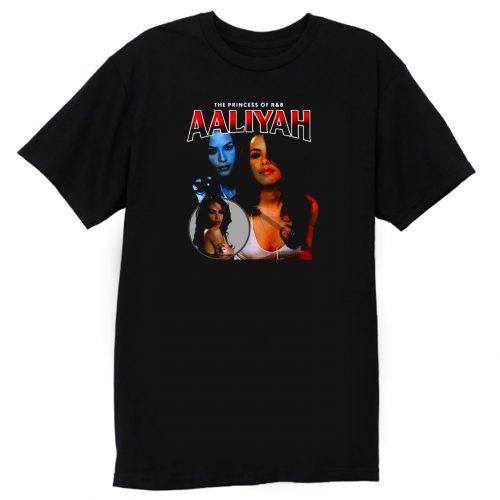 Princess Rnb Aaliyah T Shirt
