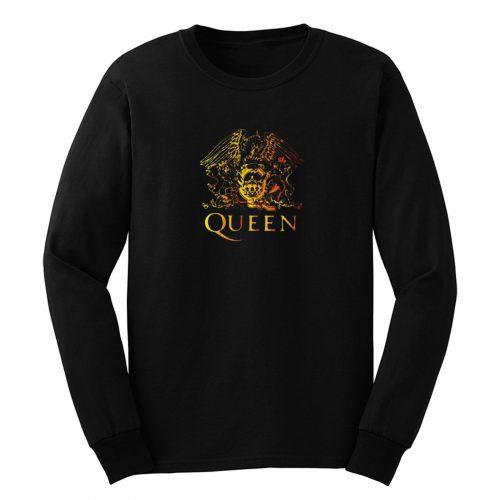 Queen retro Band Long Sleeve