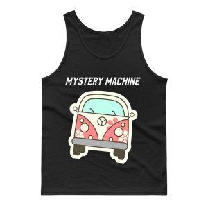 Scooby Doo Mystery Machine Car Tank Top
