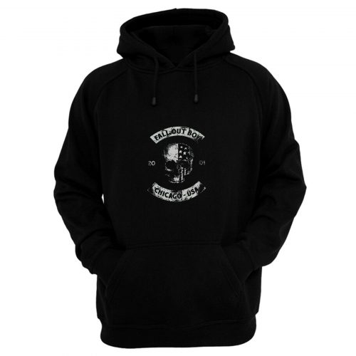 Since 2001 Chicago Usa Fall Out Boy Hoodie