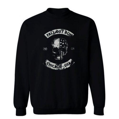 Since 2001 Chicago Usa Fall Out Boy Sweatshirt