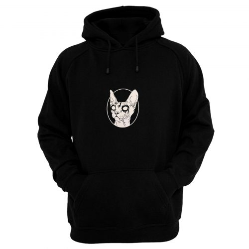 Sphynx Cat Hoodie