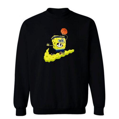 Sponge Bob Parody Sweatshirt