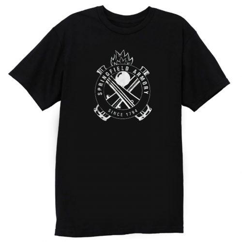 Springfield Firearms Riffle T Shirt