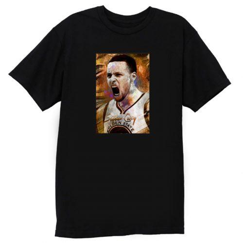 Steph Stephen Curry Basketball T Shirt