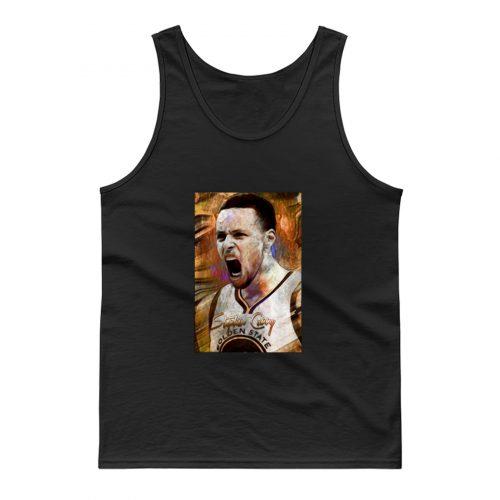 Steph Stephen Curry Basketball Tank Top