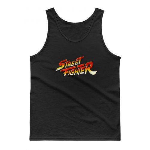 Street Fighter Tank Top