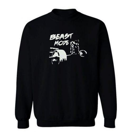 Strong Beast Mode Sweatshirt