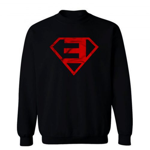 Superman Eminem Rap Hip Hop Sweatshirt