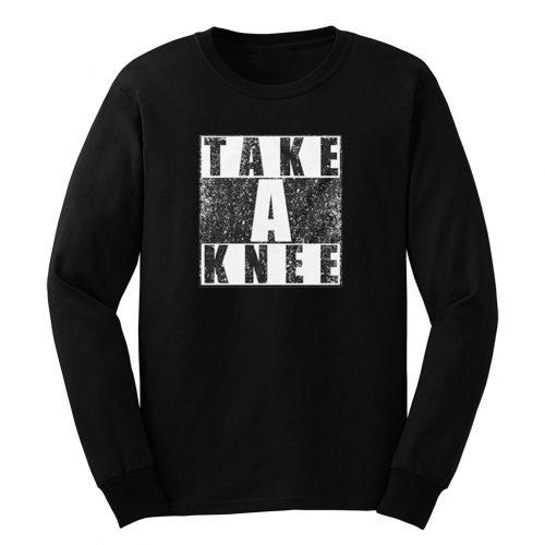 Take A Knee Retro Long Sleeve