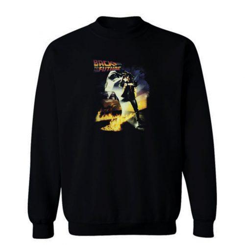 The Back Future Movie Sweatshirt
